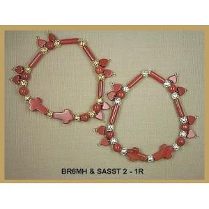 Red Jasper Bracelets